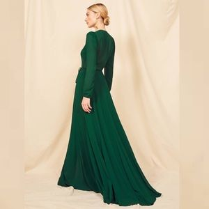 Reformation Milan maxi Dress